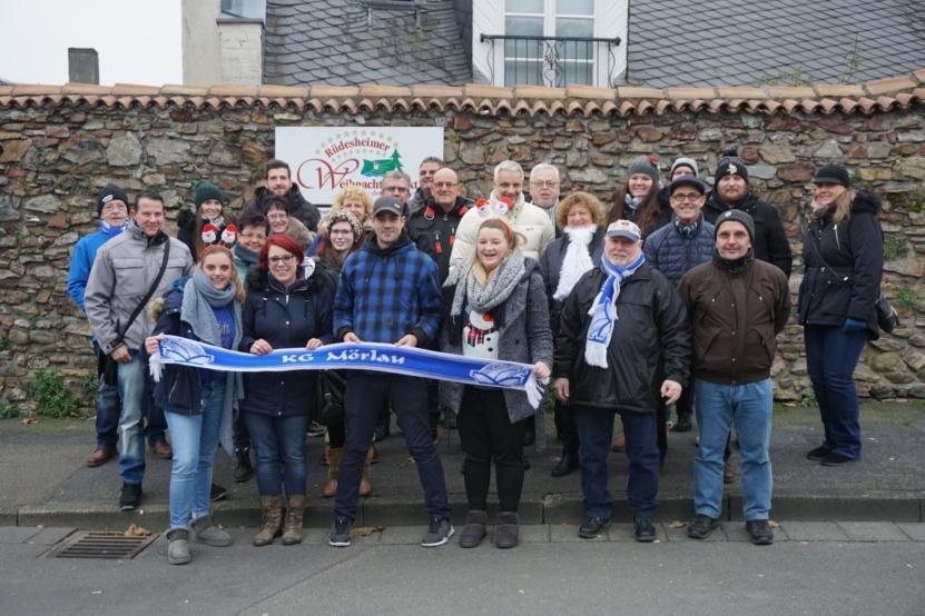 Weihnachtsmarkt 2019 Rüdesheim